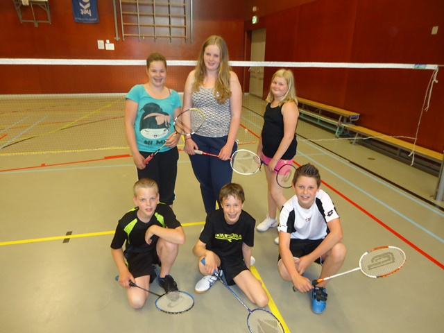 Competitie - Teams - Sportvereniging SNA Badminton Regels