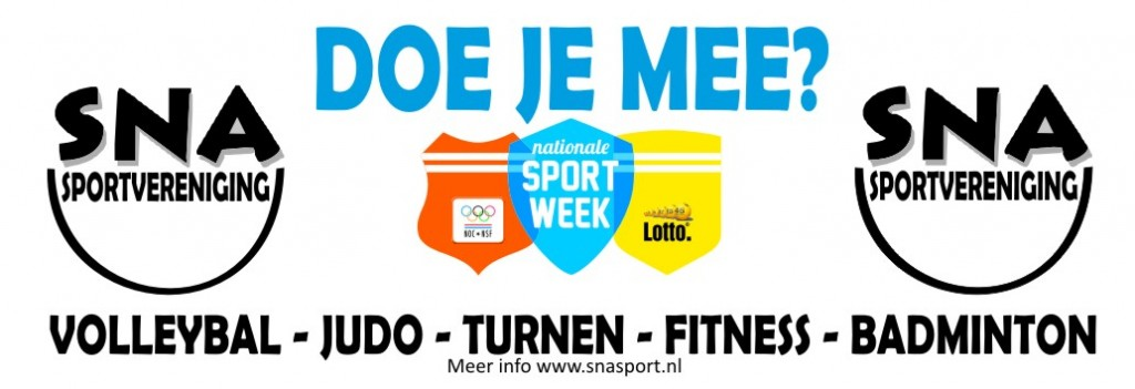 Banner Sportweek SNA