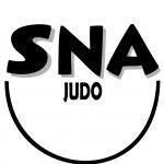 Logo SNA Judo met schaduw