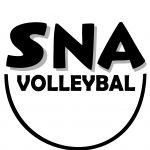 Logo SNA Volleybal met schaduw