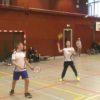 Badminton jeugdcompetitie is begonnen!