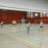 Badminton jeugdcompetitie afgelopen