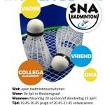 flyer nationale sportweek a6