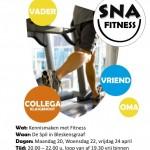 flyer nationale sportweek fitness