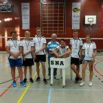 Clubkampioenen 1617 U14 en U17