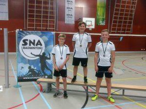 Clubkampioenschappen 2018 SNA Badminton (5)